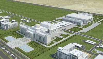 Türkmenistan Söwda Senagat Edarasi ve Mejlisler Merkezi