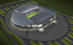 Astana Stadyumu, Kazakistan